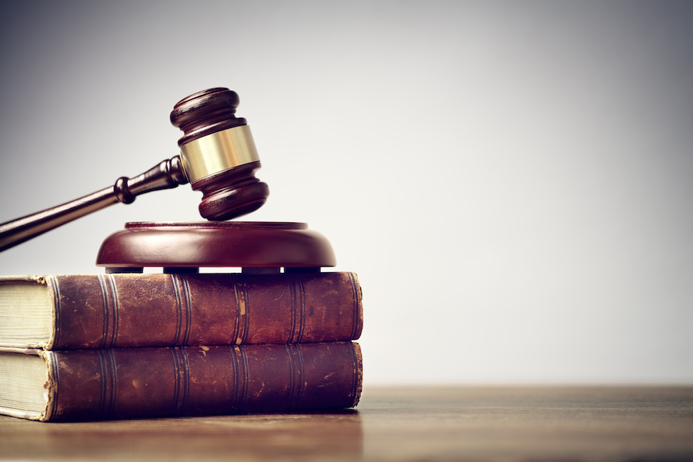 Judge gavel and law books | Denver Business Lawyers